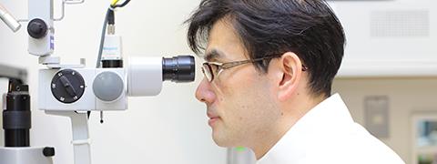 日本眼科学会専門医・医学博士(東北大学)